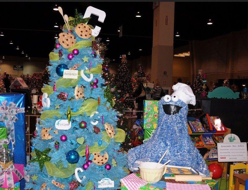 Pin On Christmas Tree Themes