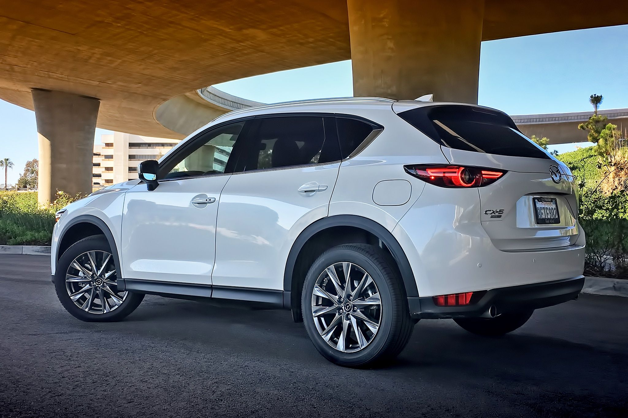 2019 Mazda Cx 5 Turbo Awd Review Even Better Under Pressure Automobile Magazine Mazda Mazda Cx5 Awd