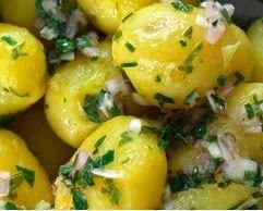 Cozinha Fácil: Batatas com Ervas