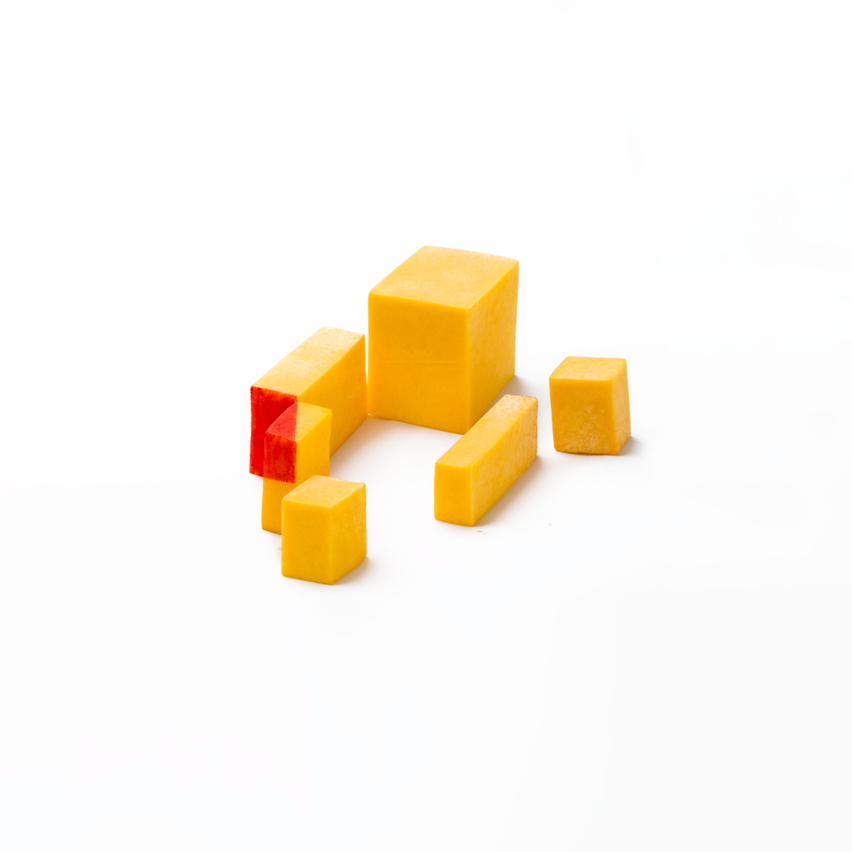cheese slope wedge 75 NEW LEGO Bright Yellow 1x1 2//3 Roof Tiles 54200//4504381