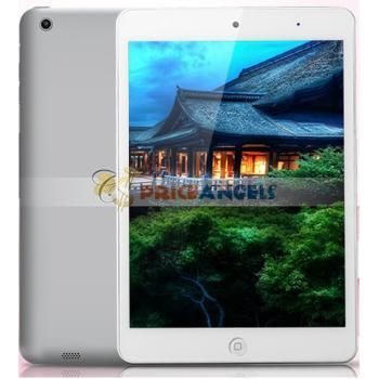 "=> CIMI X8 MT6589 Quad-Core 3G WCDMA+GSM Android 4.2 Tablet PC with GPS/Bluetooth/16G R0M/1G RAM/7.9"" IPS Touch Screen(Silver) - 8'' Tablet PC"