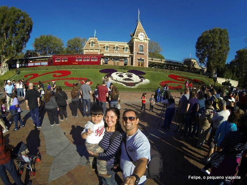 Felipe, o pequeno viajante: Disneyland e Disney California Adventure: como…