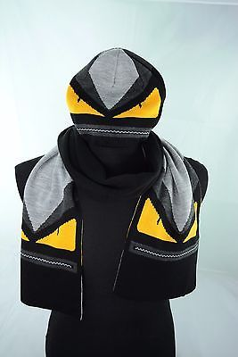 BNWT FENDI made in ITALY- SUPER FASHION HAT SCARVE UNISEX ONE SIZE FIT ALL https://t.co/HZON2ccmNV https://t.co/ILohmZcg1Q