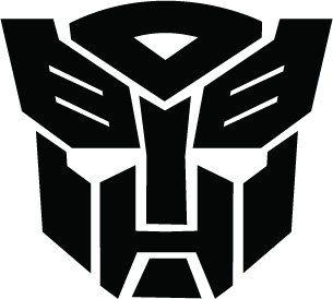 Autobot 5x5 Tall Autobot Symbol Autobots Logo Transformer Tattoo