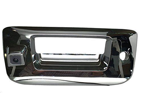 Color: Black RCA PYvideo Backup Camera for Chevy Silverado // GMC Sierra for Universal Monitors 2007-2013