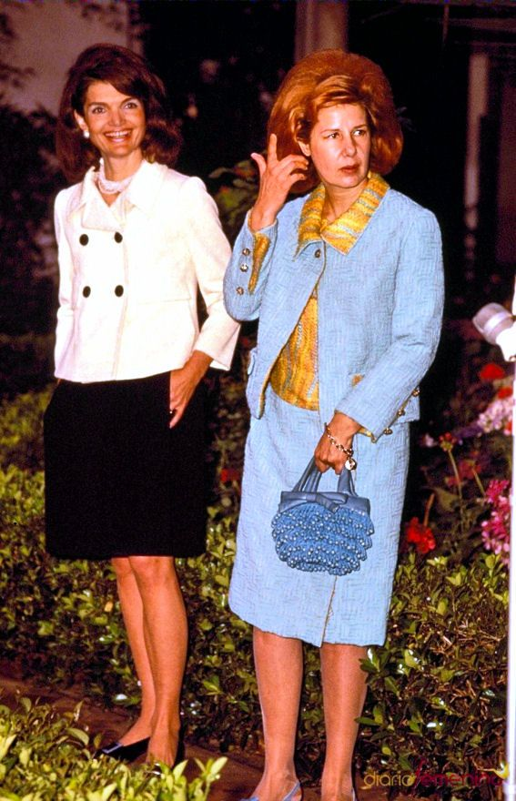 Jackie Kennedy & Duquesa de Alba