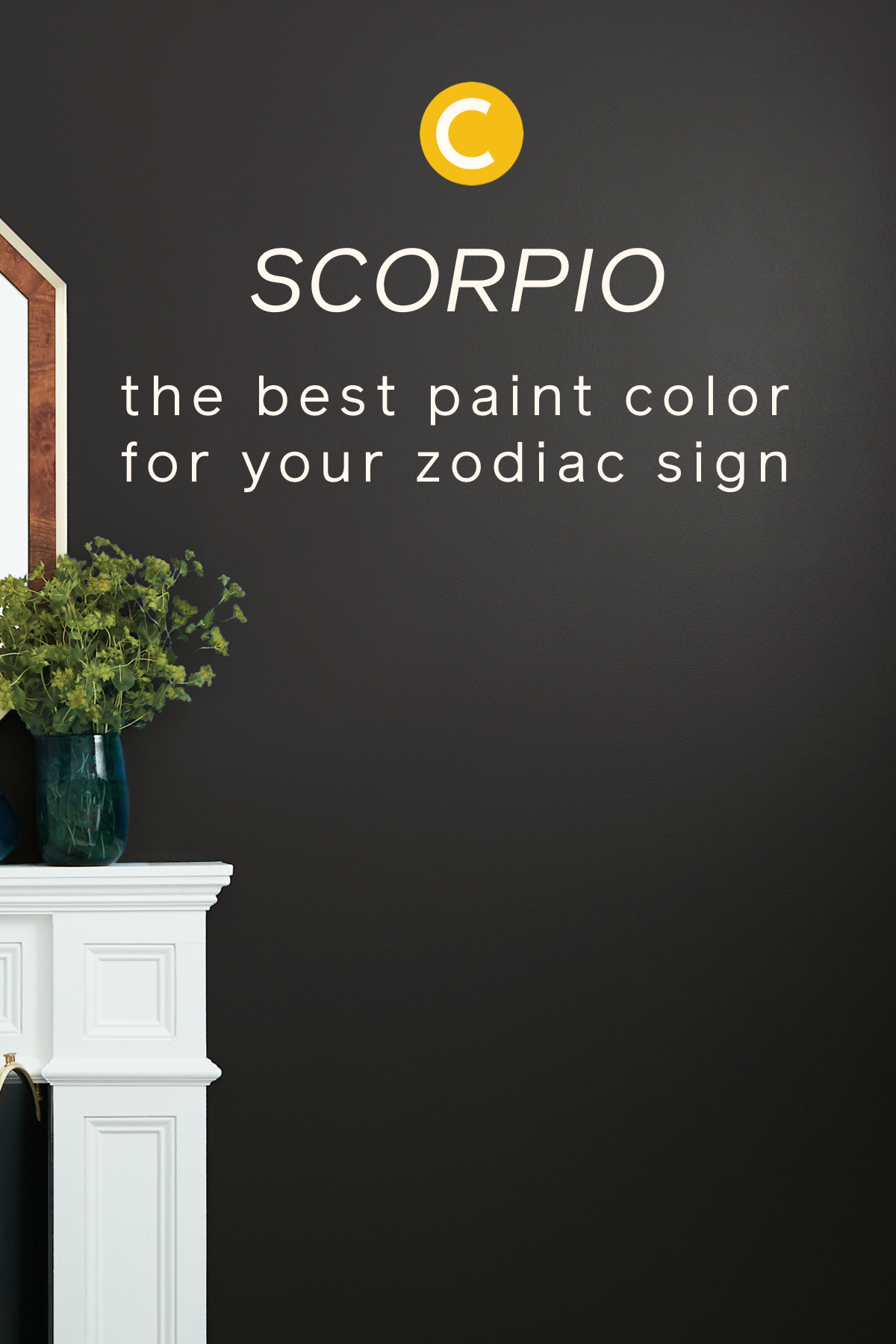 The Best Paint Color For Your Zodiac Sign Zodiac Signs Colors