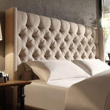 You\'ll love the Crawley Upholstered Headboard at Wayfair - Great ...