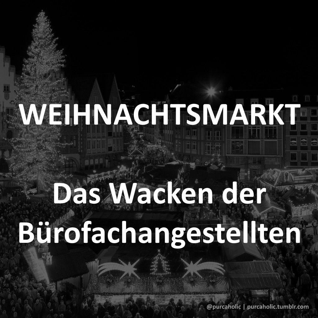 Weihnachtsmarkt das wacken der b rofachangestellten for Hamburg zitate
