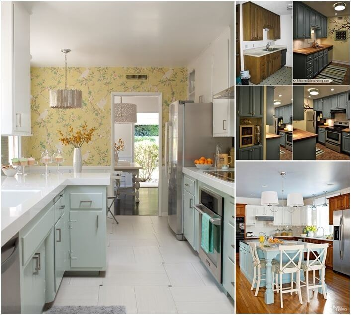 10 Before and After Kitchen Remodeling Ideas a