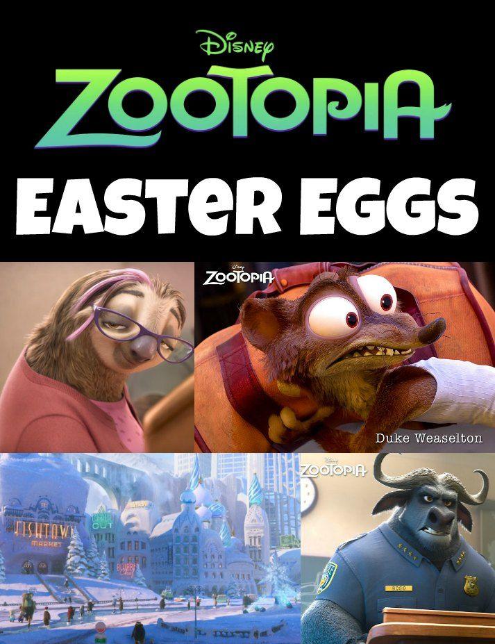 Dvd movie easter eggs