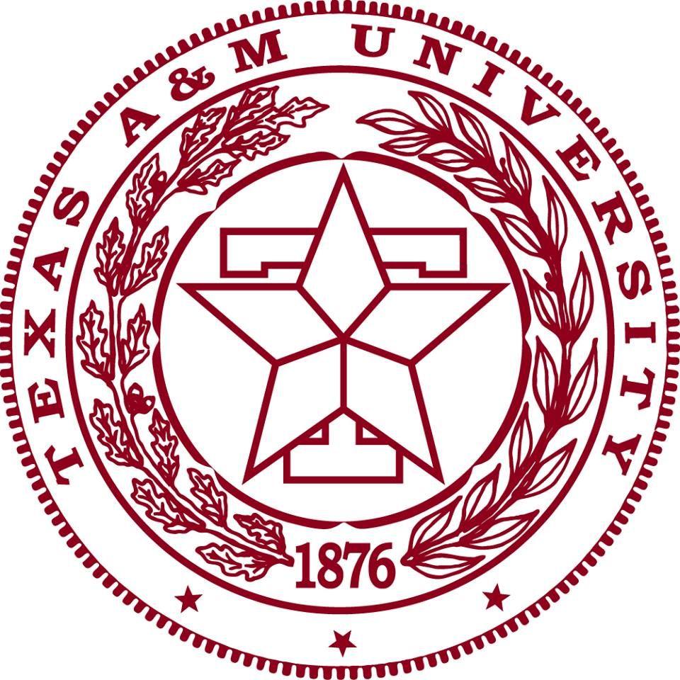 Texas A M Seal Texas A M University Logo Texas A M Logo