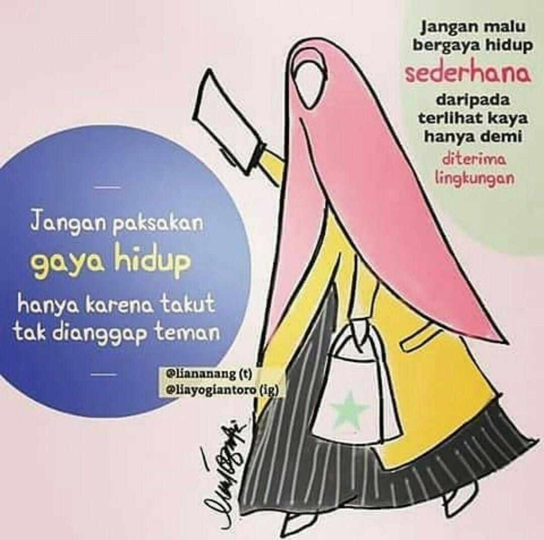 Pin oleh Inayani DiMi di Islamic Cartoon, Quotes & Dua