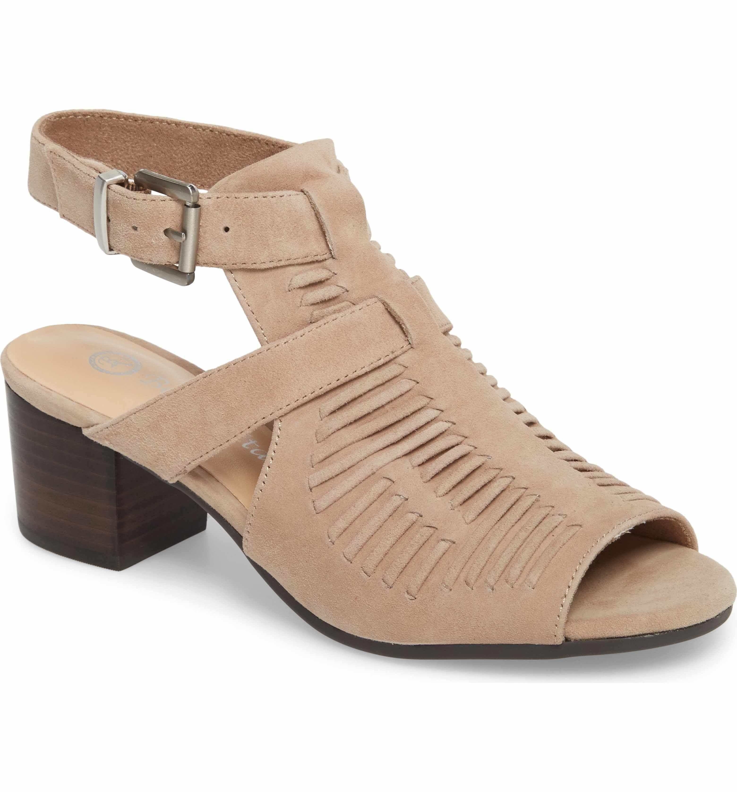 Bella Vita Women's Finley Ankle Strap Sandal 6dj3KD