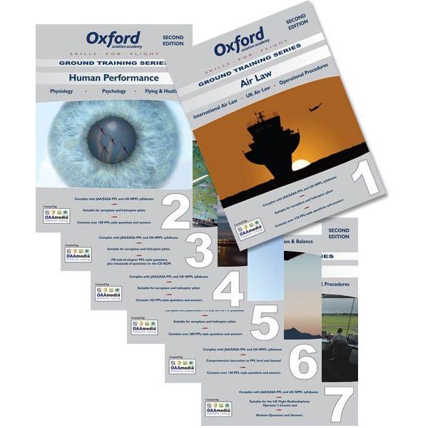 منهج دراسة اجازة طيار خاص ( PPL ) أوكسفورد