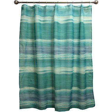 Jcp HomeTM Oceana Shower Curtain