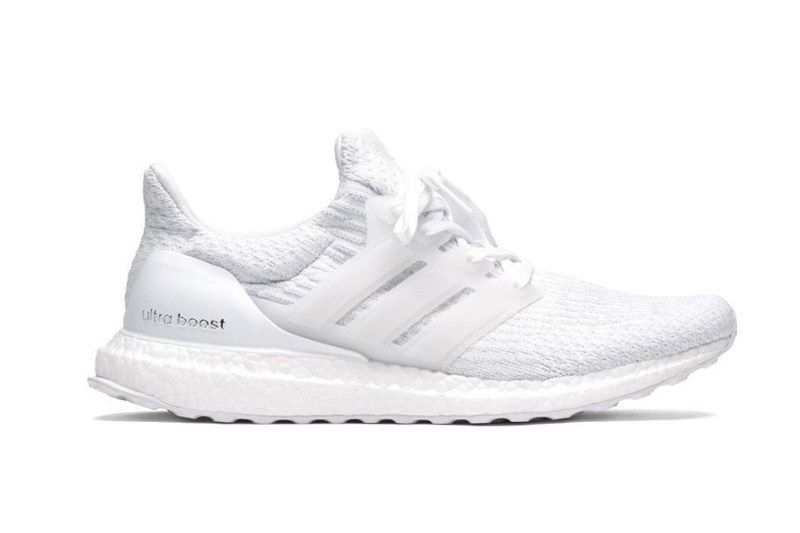 adidas Ultra Boost 3.0 Triple White Where to buy online