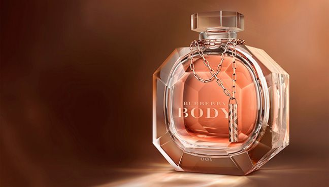Burberry Body Crystal Baccarat Edition.