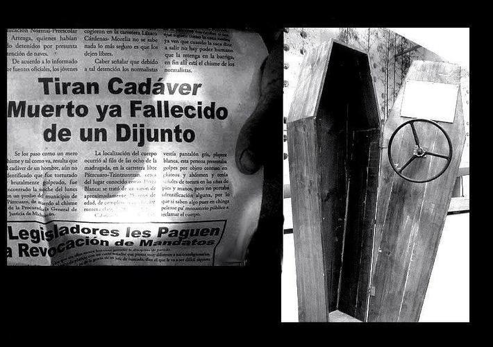 MUERTE Y RESURECCIÓN   [ ANTIPOEMA - ARTEFACTO ]  Por ADOLFO VÁSQUEZ ROCCA → Adolfo Vasquez Rocca's Photos Arte
