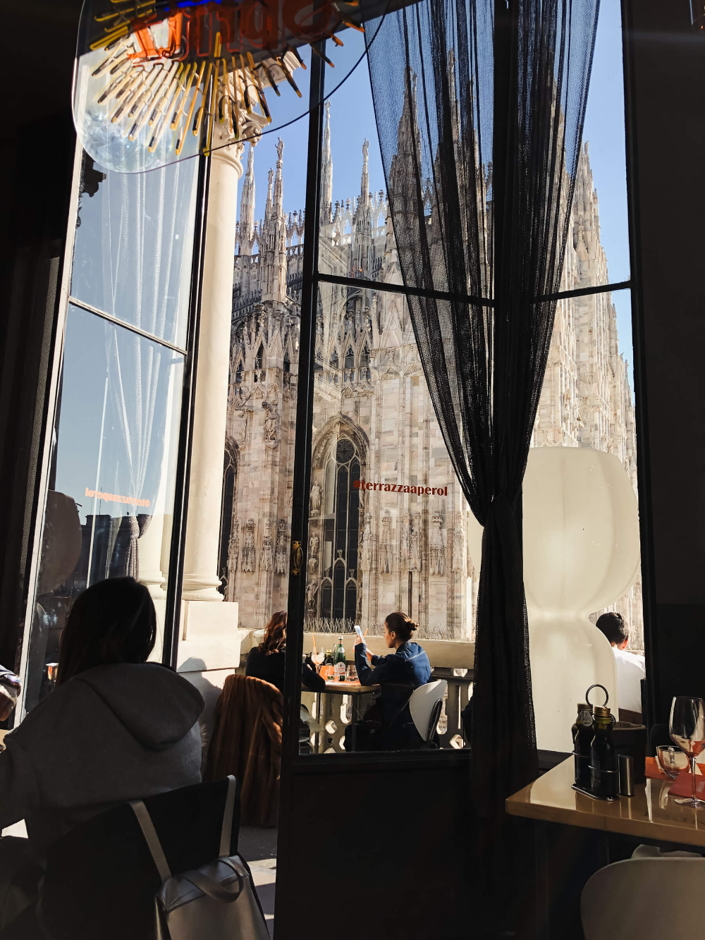 The Ultimate Guide to Milan, Italy — SABA BOK | This view is probably my favorite. Looking for a guide to your upcoming trip to Milan? I've got you covered. #milano #traveldestinations #travelguide