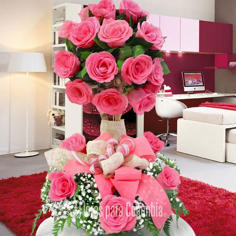 arreglos florales para quince a os hermosas hermosa On arreglos para quince anos