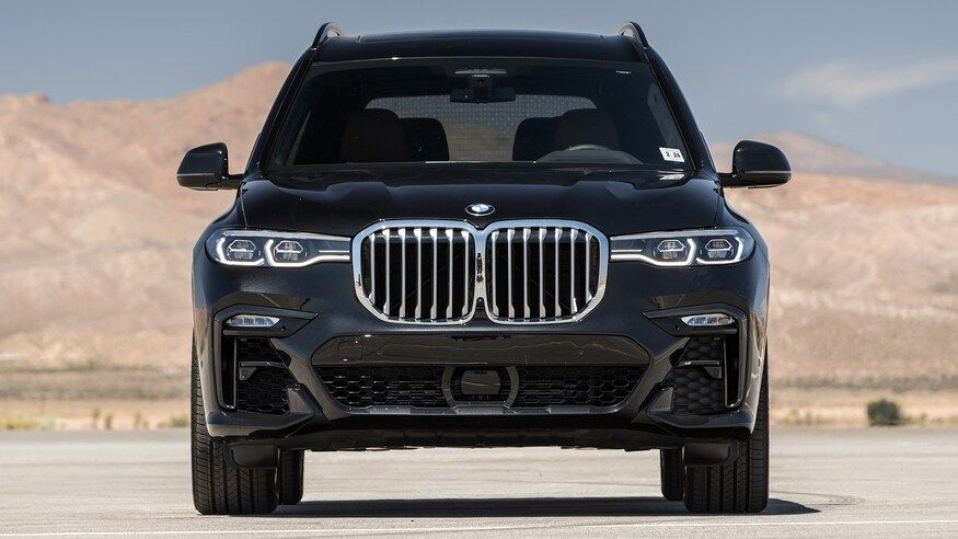 Review What To Know About The 2019 Bmw X7 Luxury Suv Bmw X7 Luxury Suv Bmw Suv