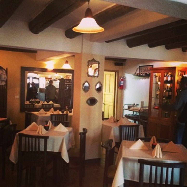 Restaurante El Rincon Gourmet de la Villa Piano Bar in Villa de