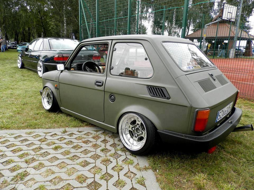 slammed fiat 126 bis beast pinterest fiat 126 slammed and fiat. Black Bedroom Furniture Sets. Home Design Ideas