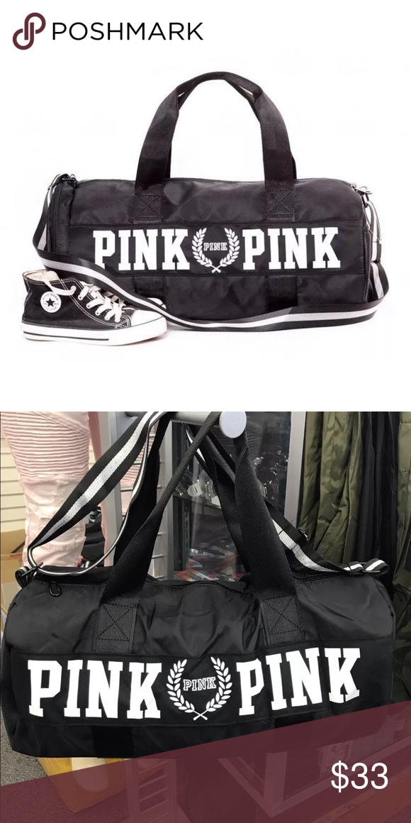 Spotted while shopping on Poshmark  New Pink Duffle Bag!  poshmark  fashion   shopping  style  Handbags. New Pink Duffle Bag Victoria s Secret ... 2c0cc44548