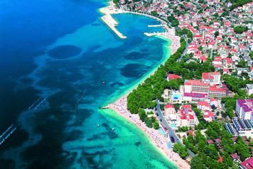 Baska Voda, Croatia