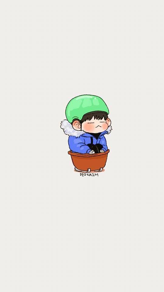 drawing style bts fan art sticker bts chibi bts fans kpop fanart bts wallpaper doodles illustrations