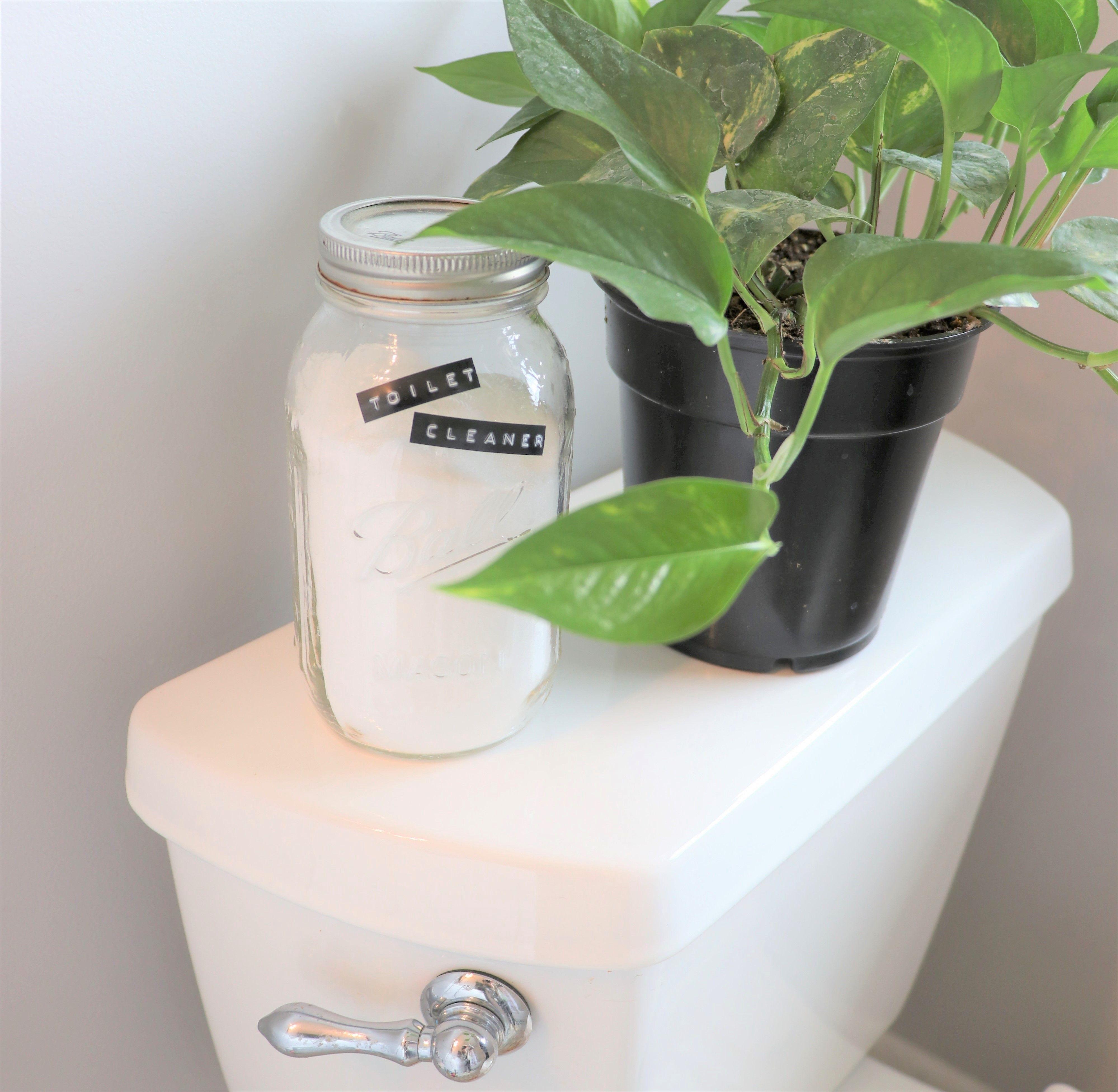 diy toilet cleaner recipe citric acid baking powder and pop