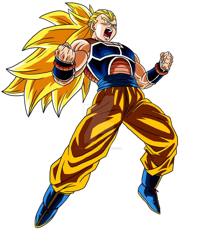Ssj Raditz By Malikstudios Dragon Ball Super Art Dragon Ball Super Manga Dragon Ball Artwork