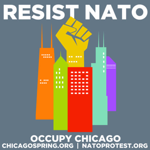 #Occupy Nato Schedule of Events in Chicago