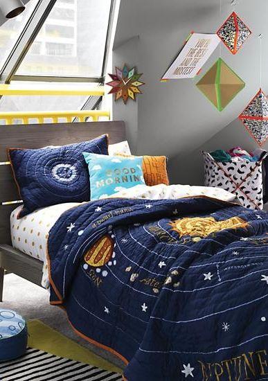 solar system bedding kids 39 bedroom kids bedroom furniture kids room design kids bedroom. Black Bedroom Furniture Sets. Home Design Ideas