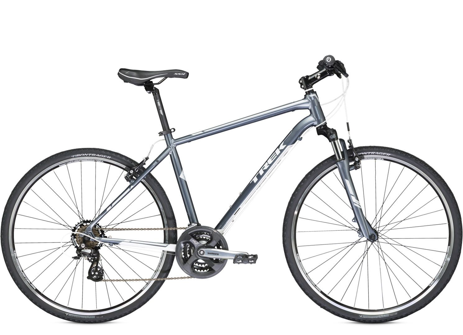 Trek Dual Sport 1 Mens Hybrid Bike