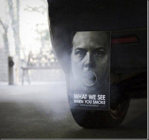 When you smoke.... #advert