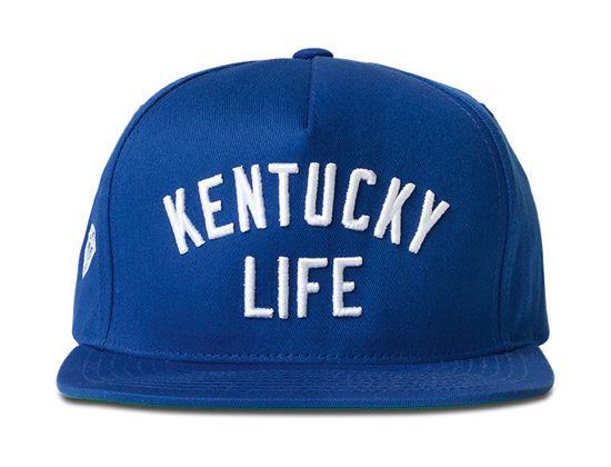 Kentucky Life Snapback Cap by DIAMOND X ONENESS