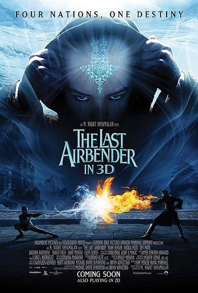 The Last Airbender | The last airbender movie, The last ... The Last Airbender 2 Movie Go Stream