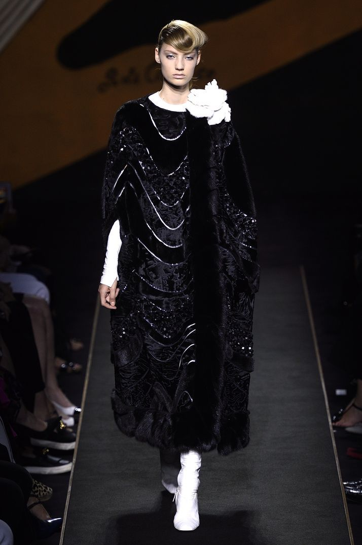 paris fashion week 2015 fendi alta costura
