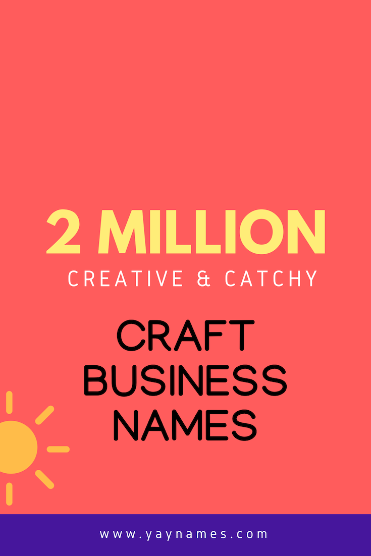 Creative Names Is The Important Part Of Starting A Business Right