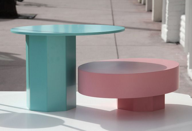 Inspirational Plastic Parsons Table