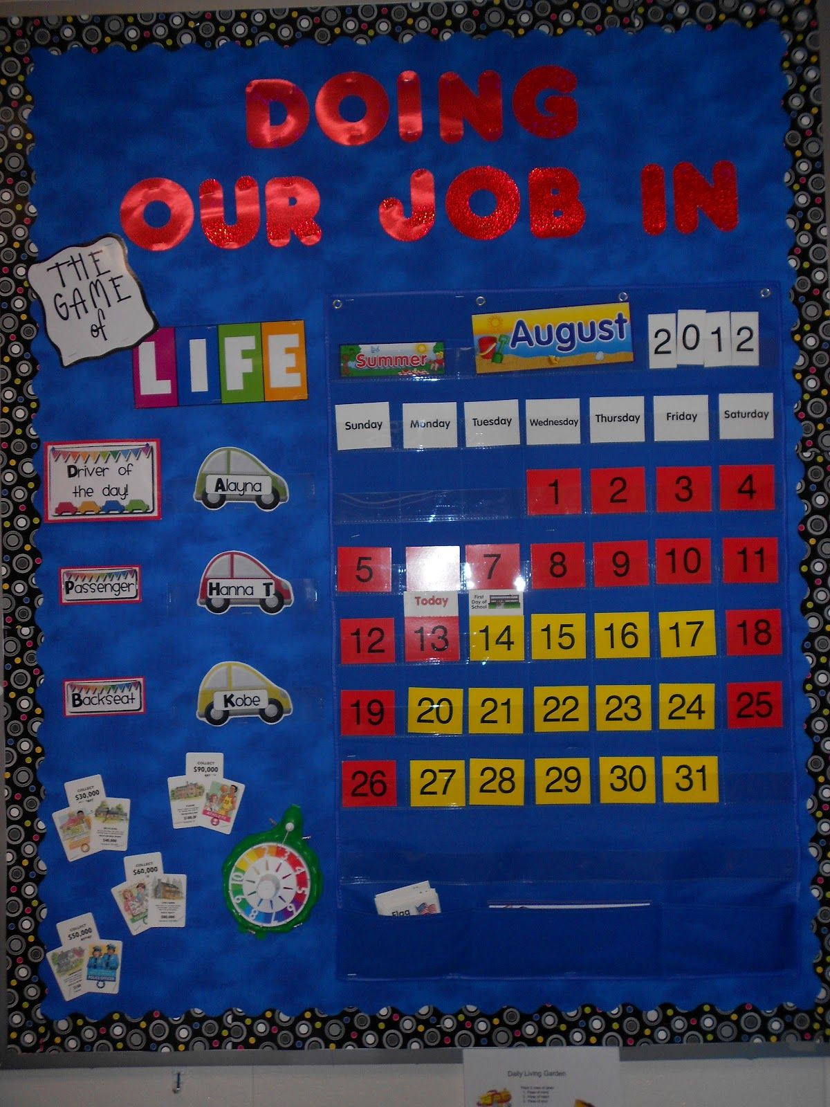Pin by Julie Bradley on Back to school | Monopoly classroom