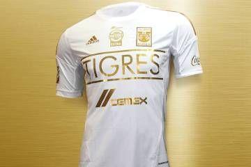 Tigres UANL 2014 adidas Third Jersey