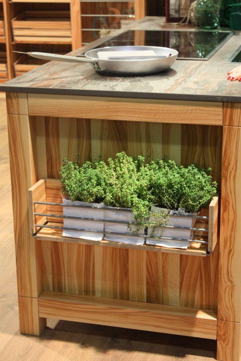 Erweitern Sie die Küche mit verschiedenen Styling-Optionen ...