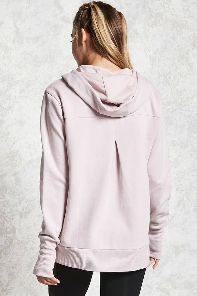 Active Vented Hoodie - Activewear - 2000134409 - Forever 21 EU English
