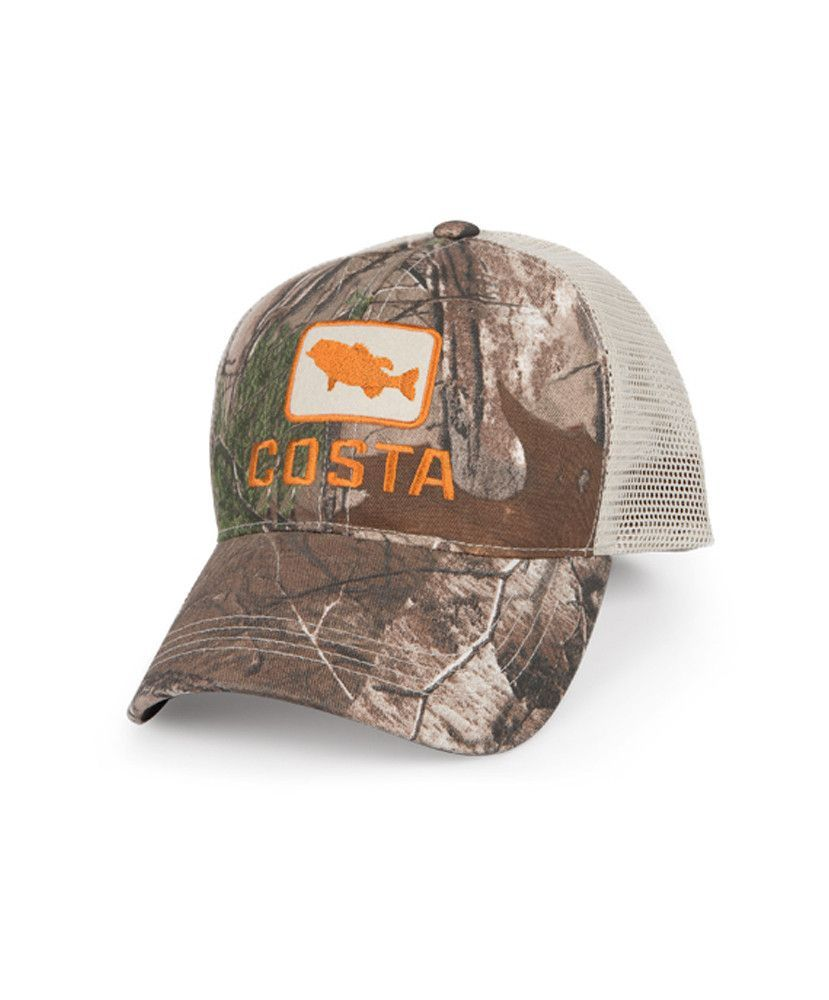 Costa Del Mar · Costa - Bass Trucker Hat Lunettes De Soleil Costa b09159834d91
