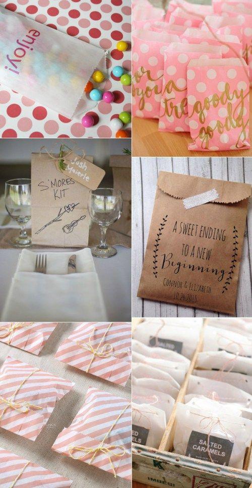 5 alternativas DIY para embalar as lembrancinhas de casamento ... 7e6264a93dc