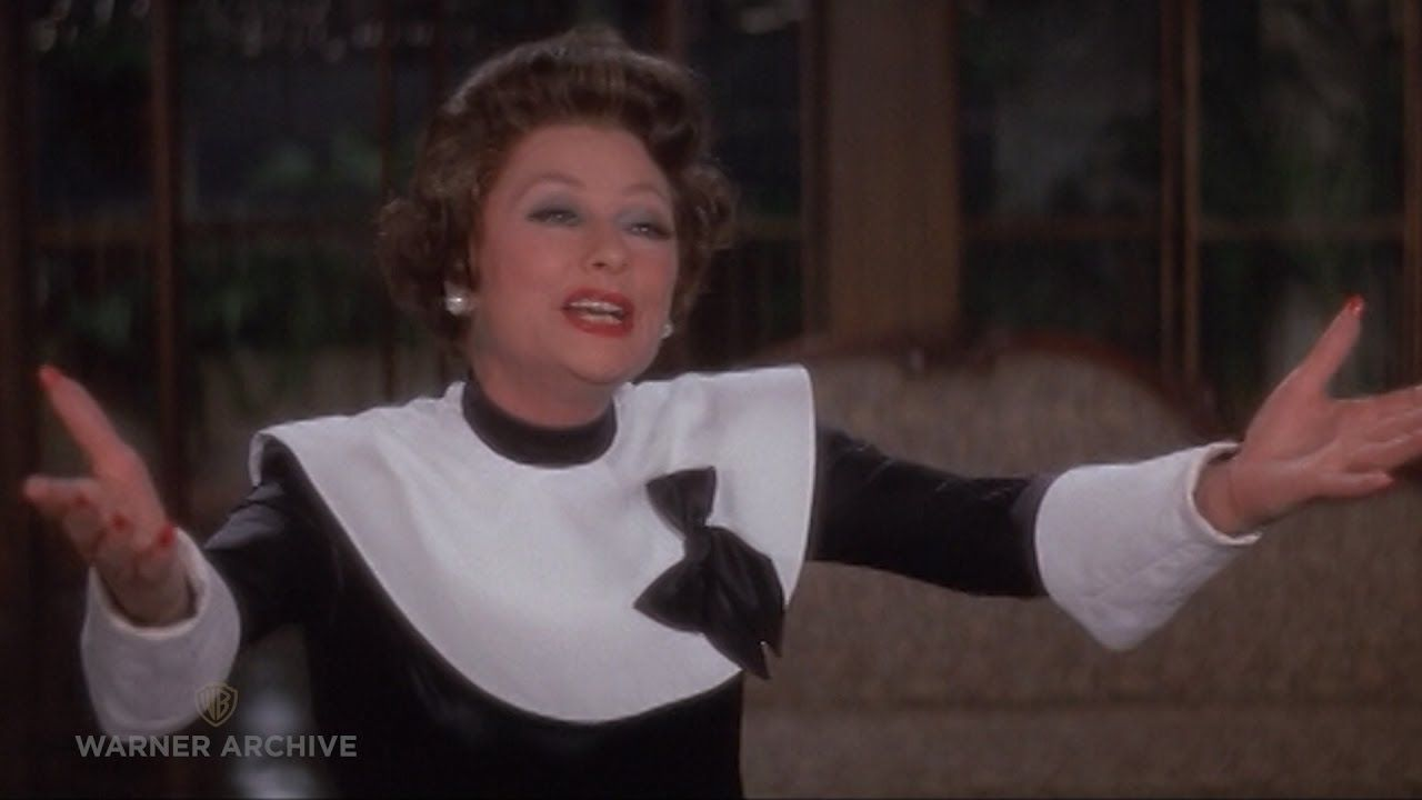 """We Need a Little Christmas. Lucille Ball """"MAME"""" (1974"""