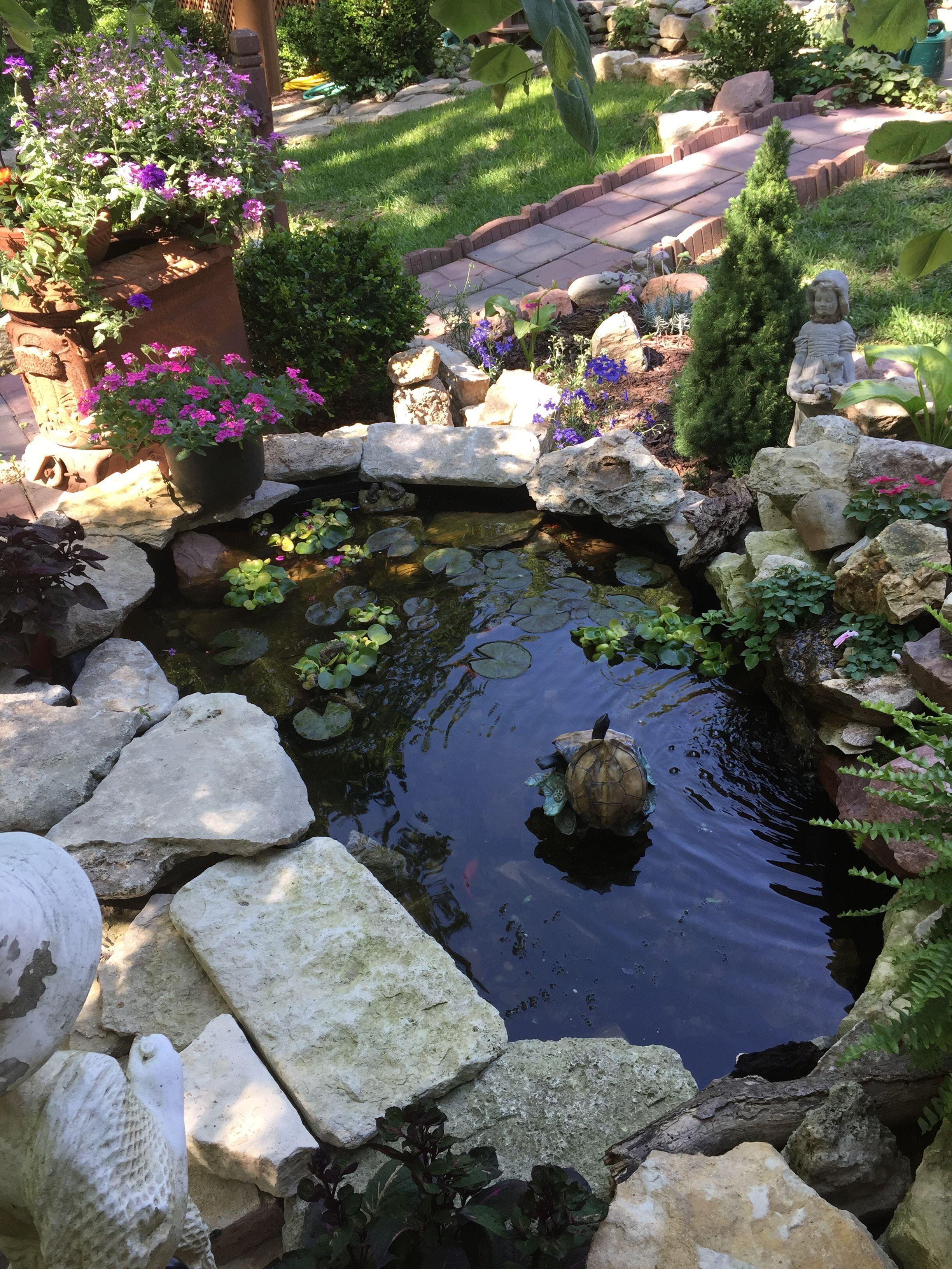 Faszinierend Ideen Für Kleinen Gartenteich Das Beste Von Garten, Duschen, Wasser, Wohnen, Gartenteiche, Gartenkunst, Schildkrötenteich,